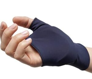 thin wrist gloves for gaming