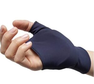 thin gloves for typing