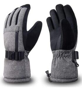 spring ski gloves