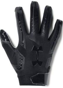under armour sticky football gloves