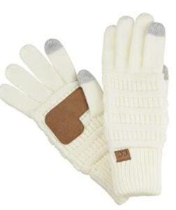ultra thin warm gloves with touchscreen compatibility