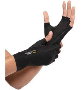 raynaud's fingerless gloves