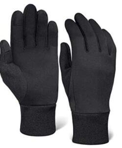 thinnest waterproof winter gloves
