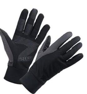mens thin winter gloves