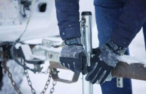 thin thermal gloves for winter