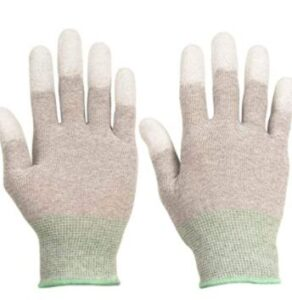 gloves to prevent static shock
