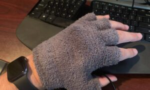 hand gloves for keyboard typing