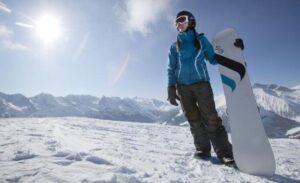 snowboard gloves for women