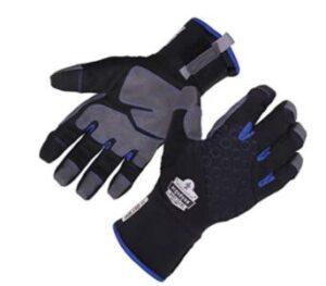 ergodyne proflex 817wp waterproof insulated work gloves