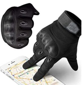 touch screen gloves for adventure motorcycle