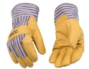 waterproof leather work gloves