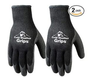 wells lamont hydrahyde cold weather gloves