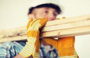 heavy duty construction gloves