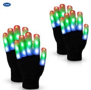 light show gloves