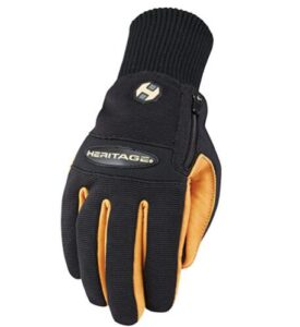 cold weather gloves with dexterity