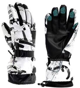 ladies winter motorcycle gloves