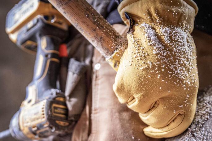 best buy winter work gloves for men