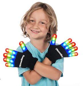 noodley hand light gloves