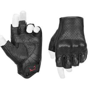 best fingerless summer motorbike gloves