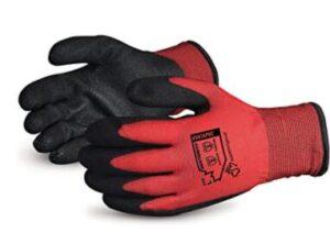 thermal winter work gloves