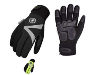 thermal construction gloves