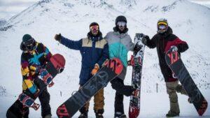 waterproof snowboard gloves
