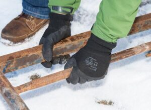thermal gloves for carpentry