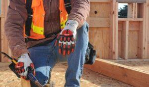 construction work gloves