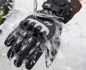 waterproof motorcycle riding gloves