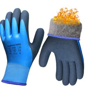 thermal gloves for freezer work