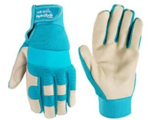 wells lamont hydrahyde leather work gloves