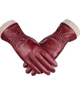 women's winter driving gloves