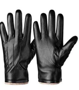 mens waterproof winter gloves