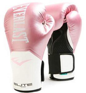 everlast pink boxing gloves
