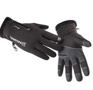 mens winter driving gloves
