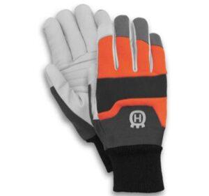 husqvarna chainsaw protective gloves