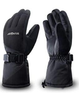 men ski gloves for winter