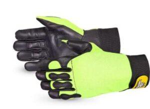 anti vibration chainsaw gloves