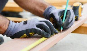 carpenter gloves