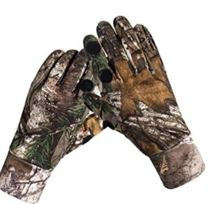 water and snow proof cold weather hunting gloves
