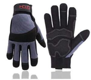 anti vibration work gloves