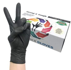 high chemical resistant disposable gloves for mechanics