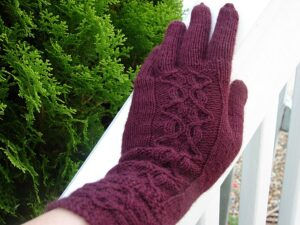 knitting pattern ideal for ladies