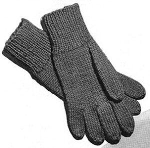 basic knitting pattern