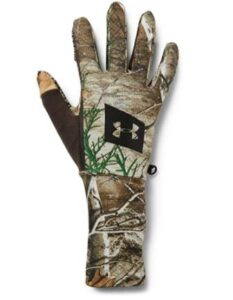 cold weather archery gloves