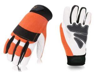 class 1 chainsaw gloves