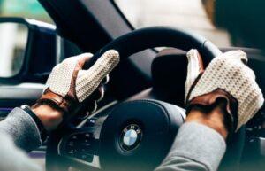 warm driving gloves
