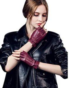 ladies winter driving gloves