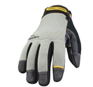 kevlar chainsaw gloves
