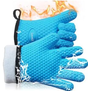 oven gloves with fingers for small hands